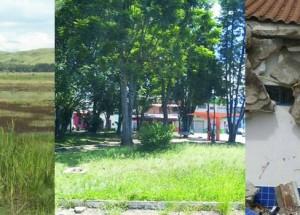 Casos Lagoa da Turfeira, Chusquea e das creches foram alguns destaques nesses 18 anos de jornal (Fotos: Arquivo)