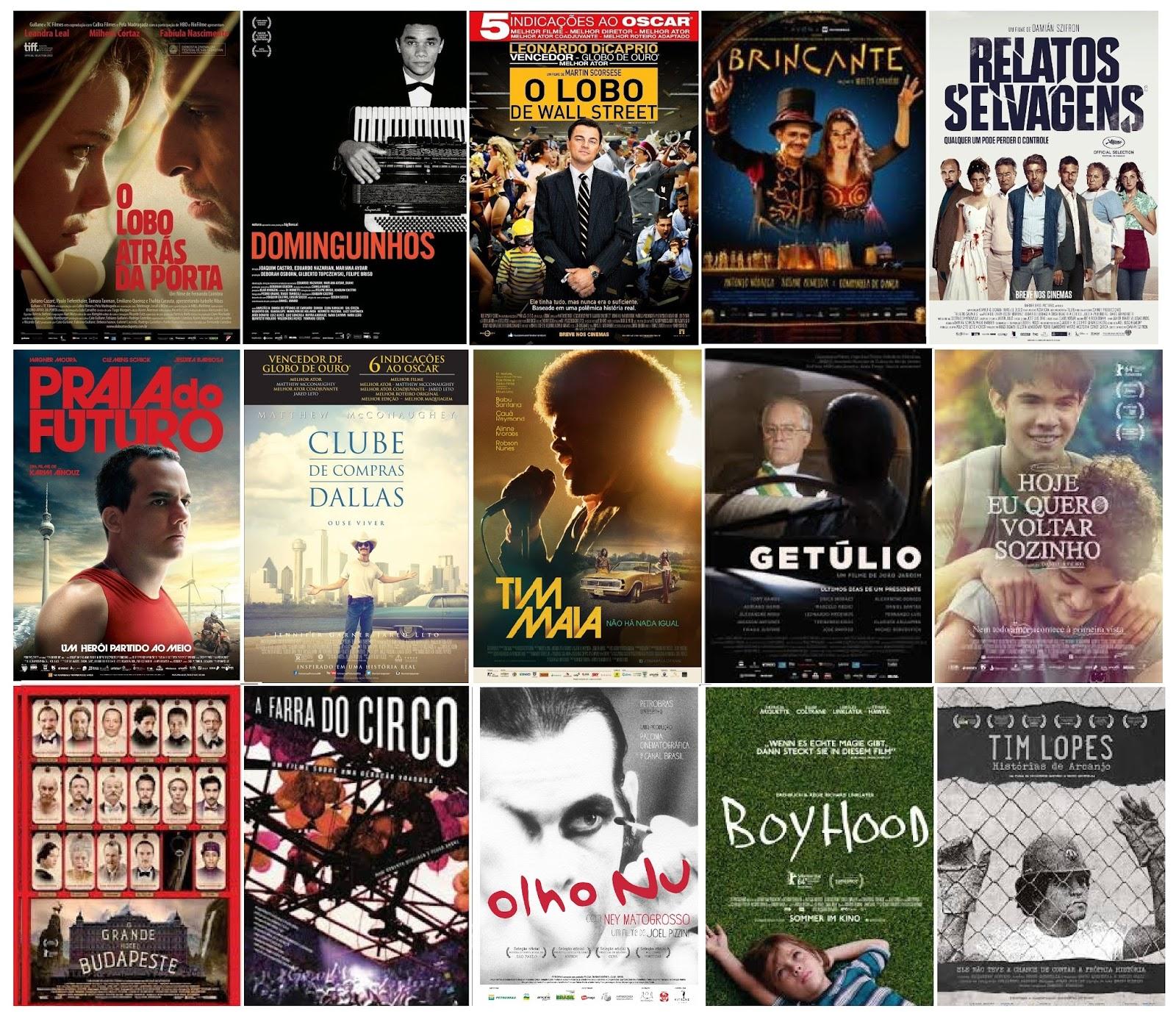 Confira os filmes que estão em cartaz no Cine Show