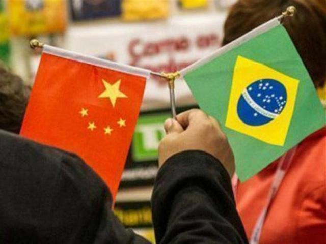 Brasil e China juntos pelo progresso