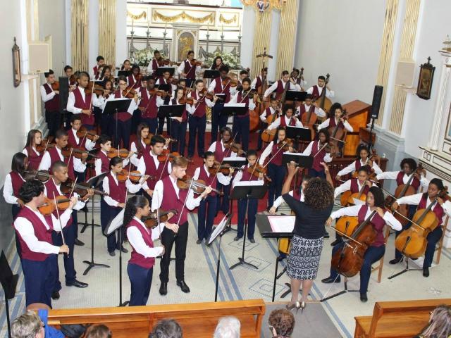 Projeto VR Cidade da Música traz grandes artistas a Volta Redonda