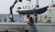 Mulher sobrevive após ficar à deriva por 10 horas