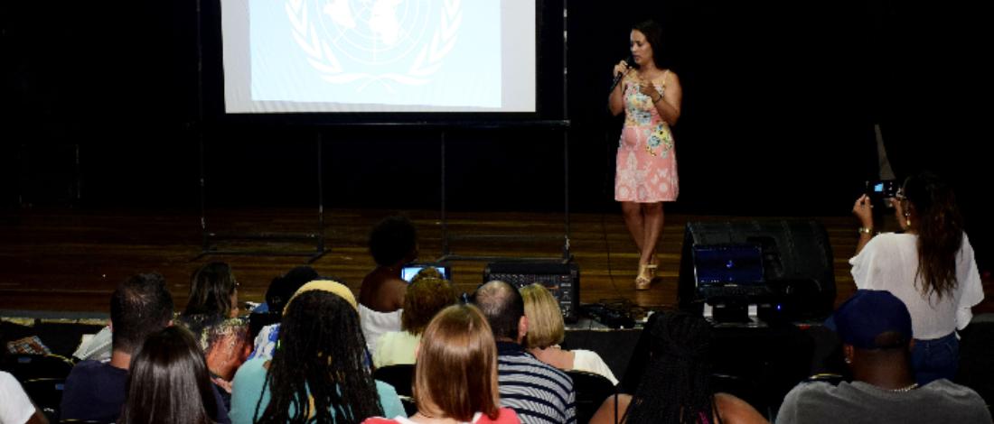 Resende celebra Dia Internacional dos Direitos Humanos com palestra no Espaço Z