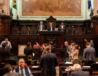 Alerj repassará R$ 100 milhões à Secretaria de Estado de Saúde do RJ