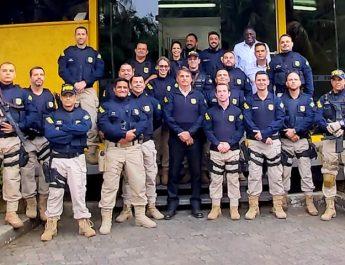 Em menos de um mês, presidente Bolsonaro visita região