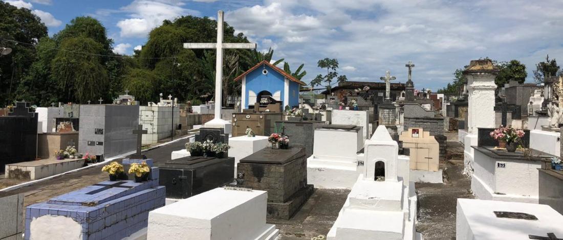 Prefeitura estabelece normas para visita de Finados em cemitério de Quatis
