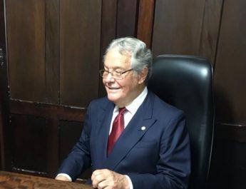 Noel de Carvalho toma posse na Assembleia Legislativa do Rio de Janeiro