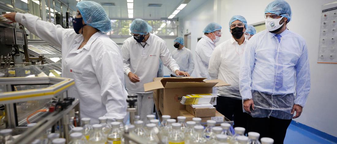 Estado do RJ terá centro de distribuição de farmacêutica em Itatiaia